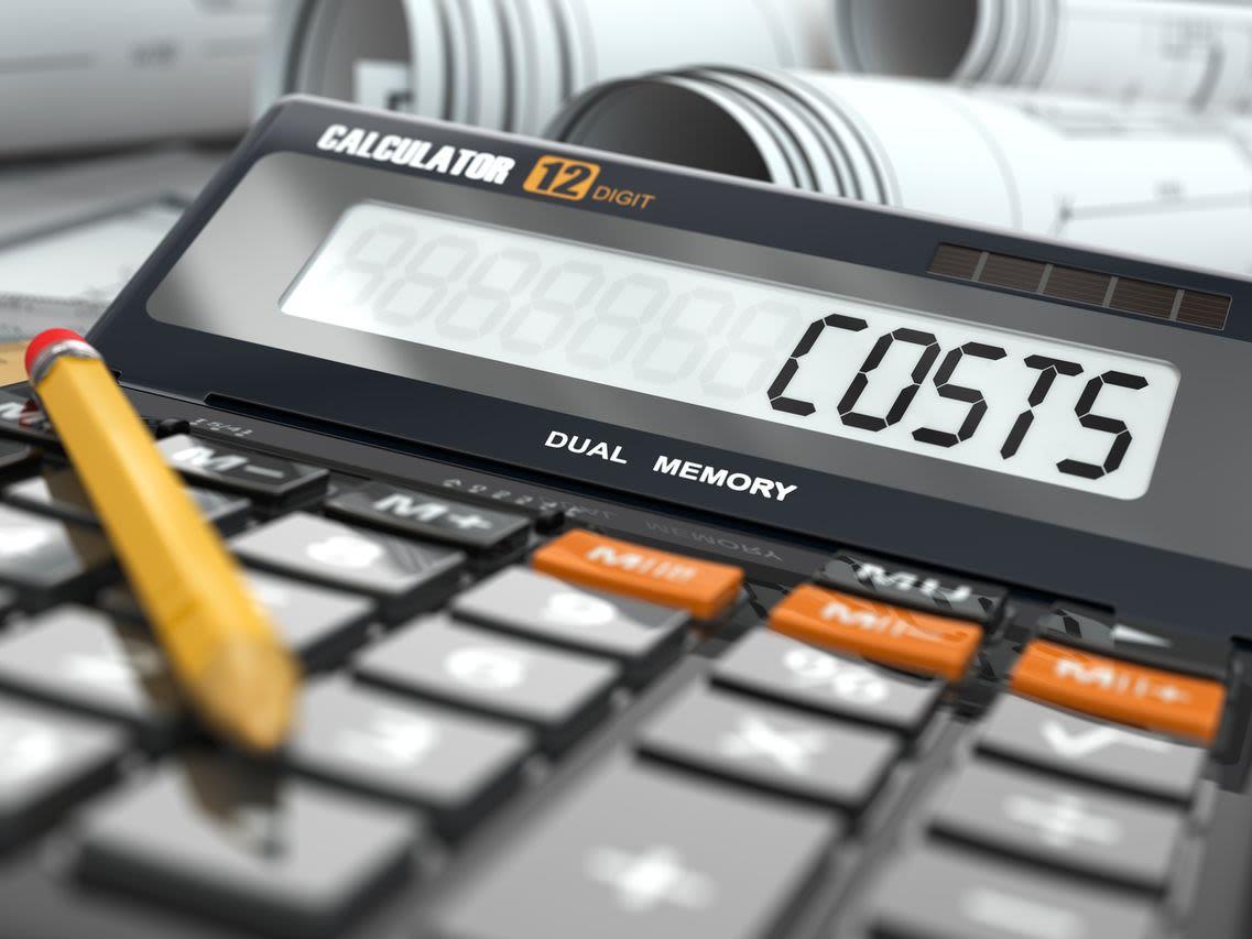 Mantenga sus costos actualizados.