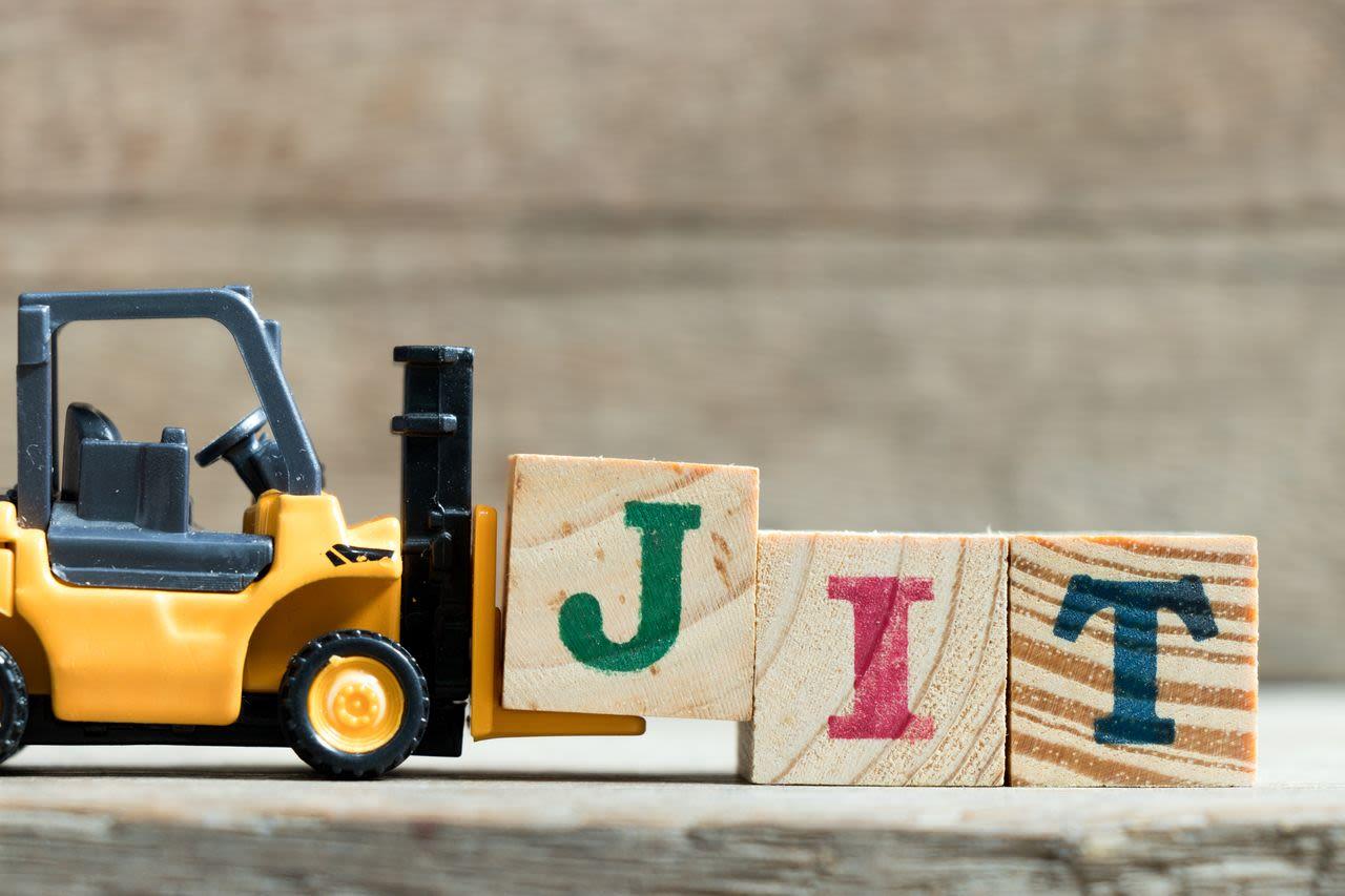 Mantenga un inventario JIT con InteliPar™: eficaz y no sobreabastecido.