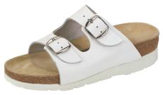 Sandal hvit