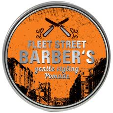 Fleet Street Barbers Gentle Styling Pomade 100 ml