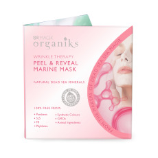 SPA Magik Peel & Reveal Marine Mask - Økologisk