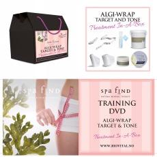 Algi Wrap Treatment**