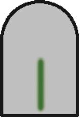 HybridCap hette grov Small