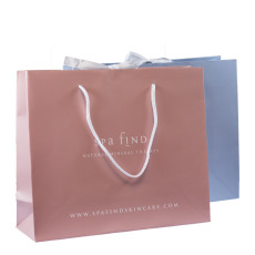 Luxury Pink Gift Bag