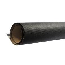 Såletrekk sort  m/lim 1x1,50m