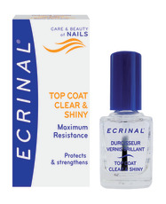 Ecrinal Clear & Shiny Top Coat 10 ml