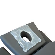 Gel-pute-ring for MLW massasjebenk