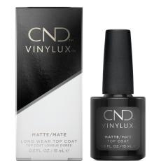 Vinylux Matte Top Coat, 15 ml