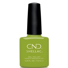 Shellac Crisp Green 7,3 ml**