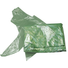 Trekanthette grønn 100 stk**