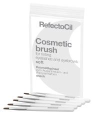 Refectocil pensel rett/myk, pk. à 5 stk