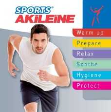 Brosjyre Sports Akileine norsk