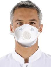Maske FFP3 med ventil 20 stk.
