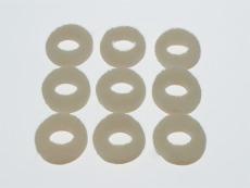 Filtringer små ovale 9 stk