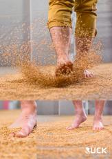 """Plakat """"Sand"""" Ruck"""