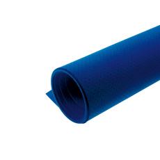 Multiform perforert blå