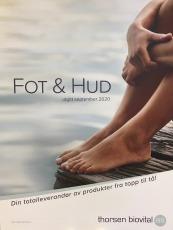 Fot- og Hudkatalog utgitt september 2020