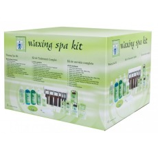 Clean+Easy Deluxe Waxing Spa Kit