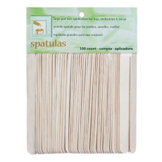Clean+Easy Large Wood App Sticks(100)