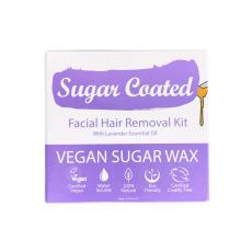 Sugar Coated Facial Hair Removal Kit 200g