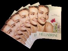 Brosjyre Heliabrine engelsk