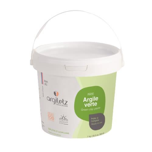 Argiletz Green Clay Paste 1,5Kg