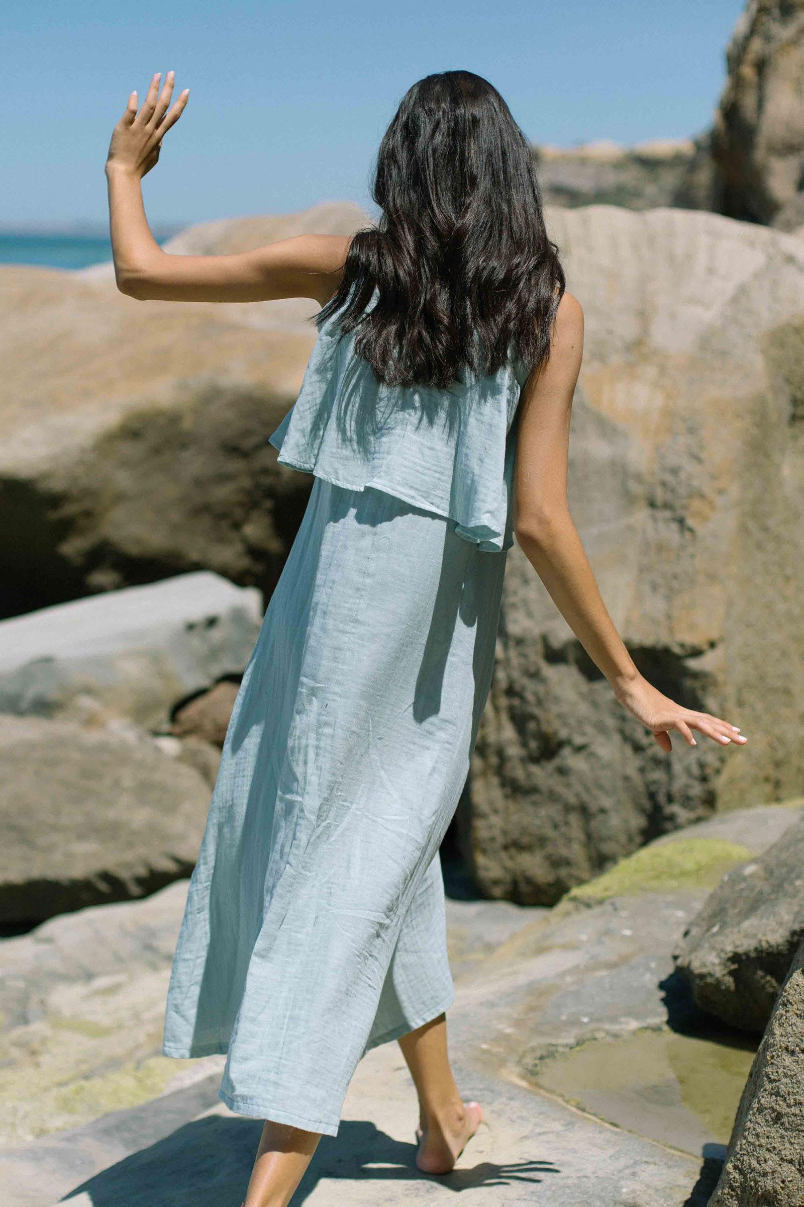 Yuna Organic Cotton Dress