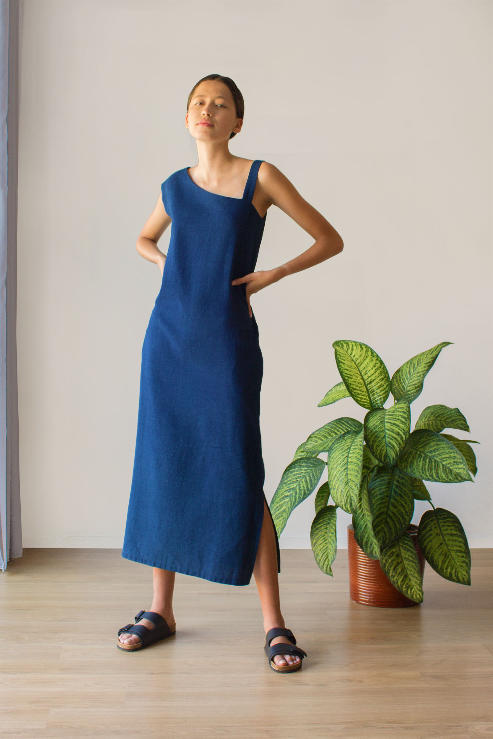 Nomad Cotton Dress