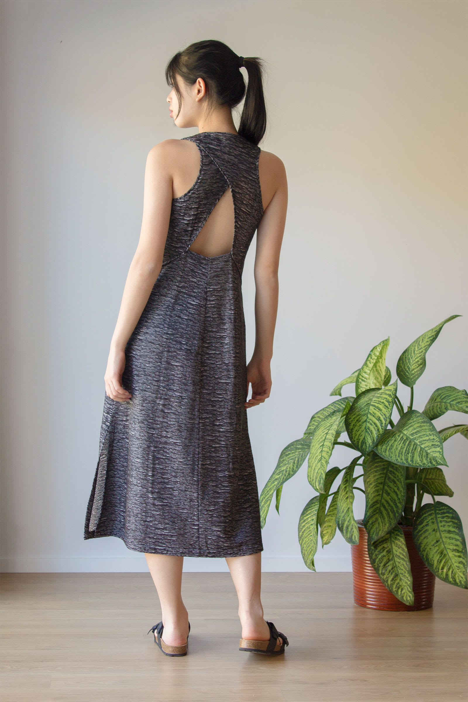 Isabella Cut-out Dress