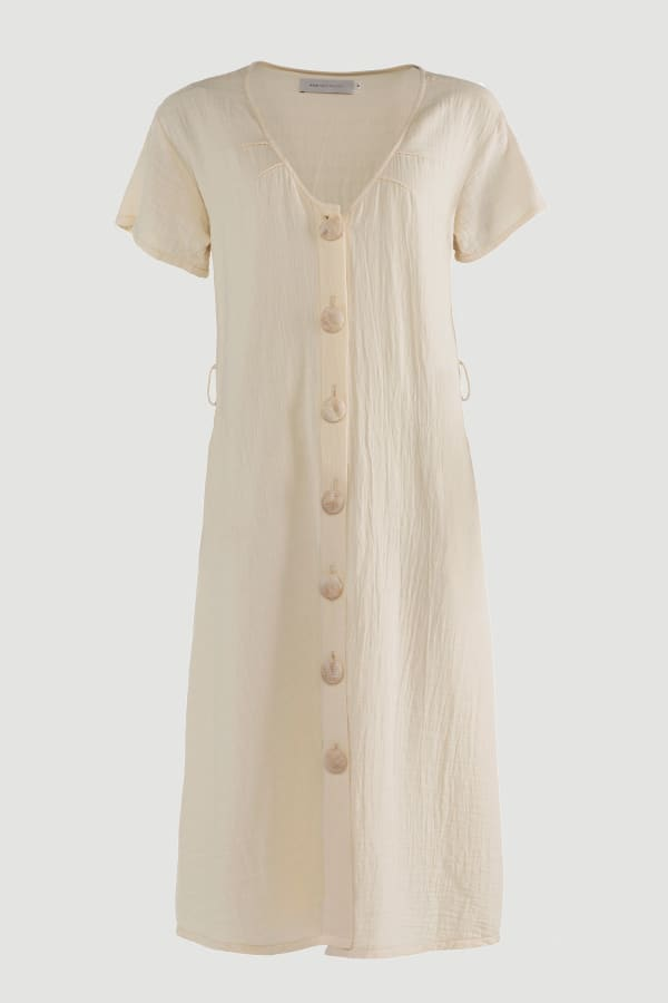Bushido Organic cotton Dress