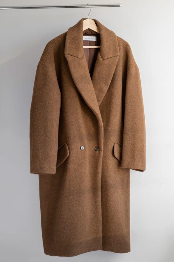 Sumiko Ecowool Coat