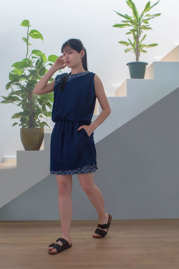 Sense Cotton Dress