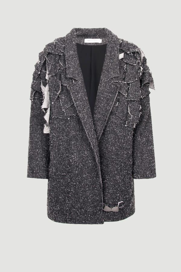 Genera Wool Blazer