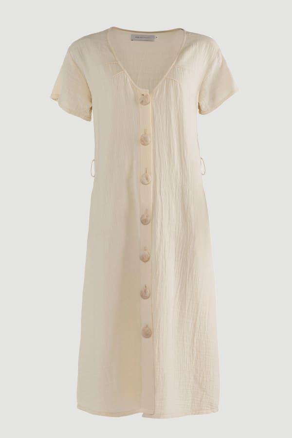 Bushido Organic cotton Dress