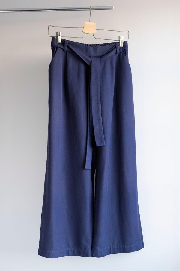 willow organic twill trousers