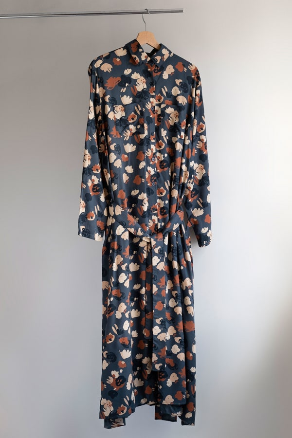 Benedita Posie Print Dress