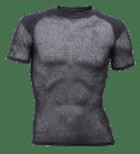 Flame retardant Wool Thermo T-shirt w/inlay