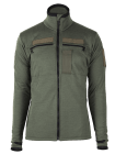 Antarctic professional jacket w/windcover front