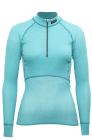 Lady Wool Thermo Light Zip-polo
