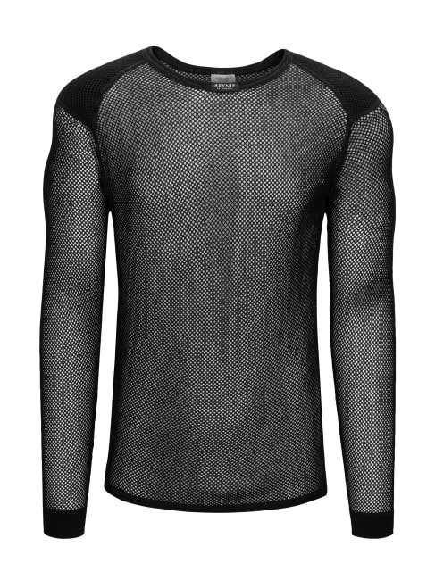 watch 7a4a5 4e665 Wool Thermo Shirt w/inlay