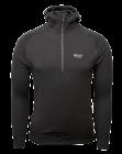 Arctic Zip Polo Shirt w/hood