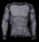 Flame retardant Wool Thermo Shirt w/inlay