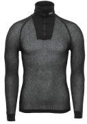 Super Thermo Zip Polo Shirt