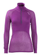 Lady Wool Thermo Light Zip polo