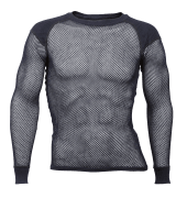 Flame retardant Wool Thermo Shirt w/inlay