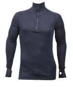 Flame retardant Arctic Zip Polo 3/4 neck