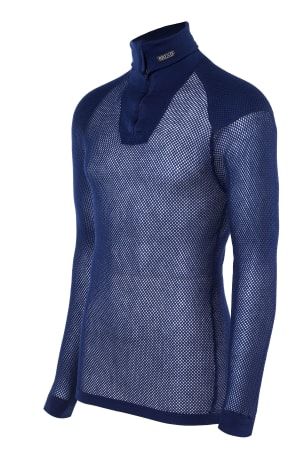 1976: Super Thermo Mesh - the launch of a new base layer