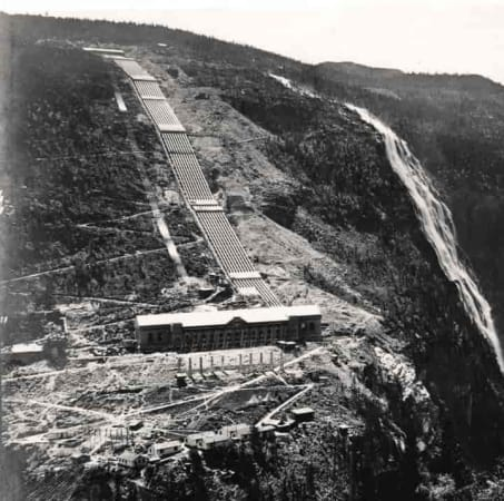 1942: The sabotage operation at the heavy water plant at Rjukan