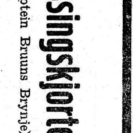 1936: Tidlig versjon av Brynje-trøyene selges i Oslo