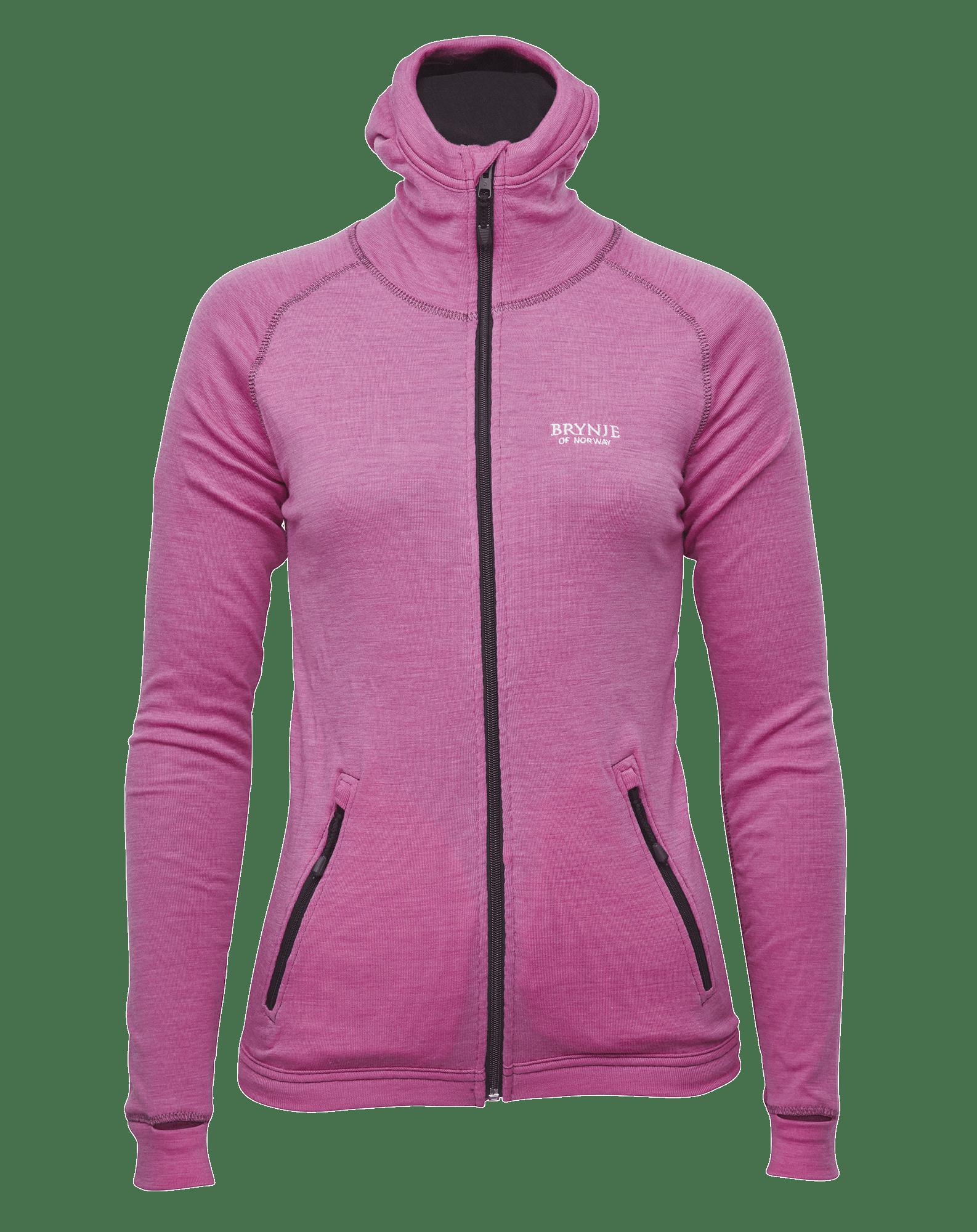 Arctic jakke med hette fra Brynje Lilla | GirlofNorth.no